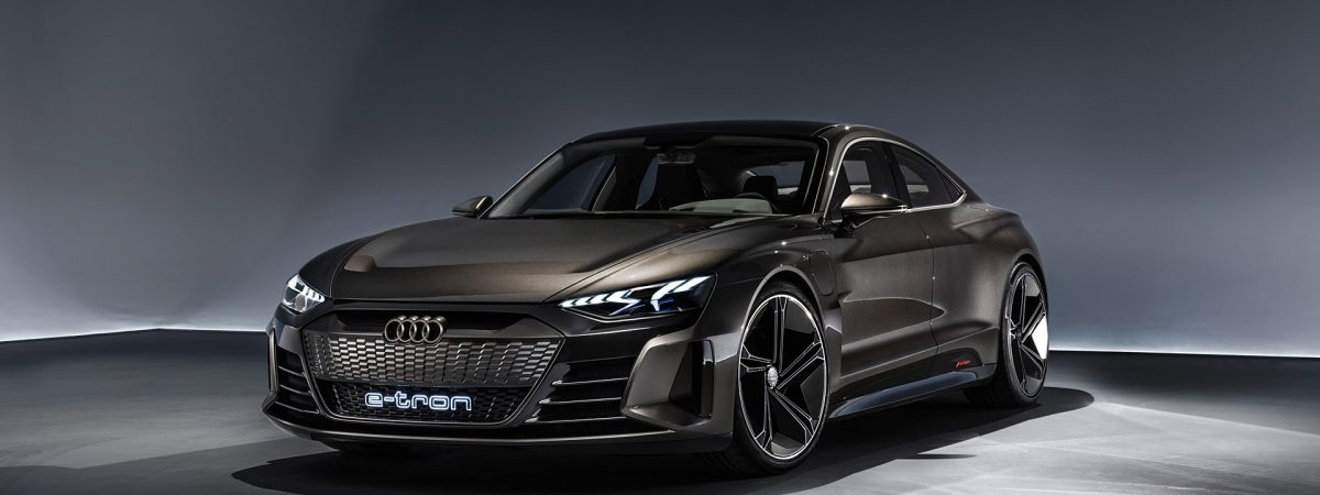 Audi GT e-tron test-drive for all places