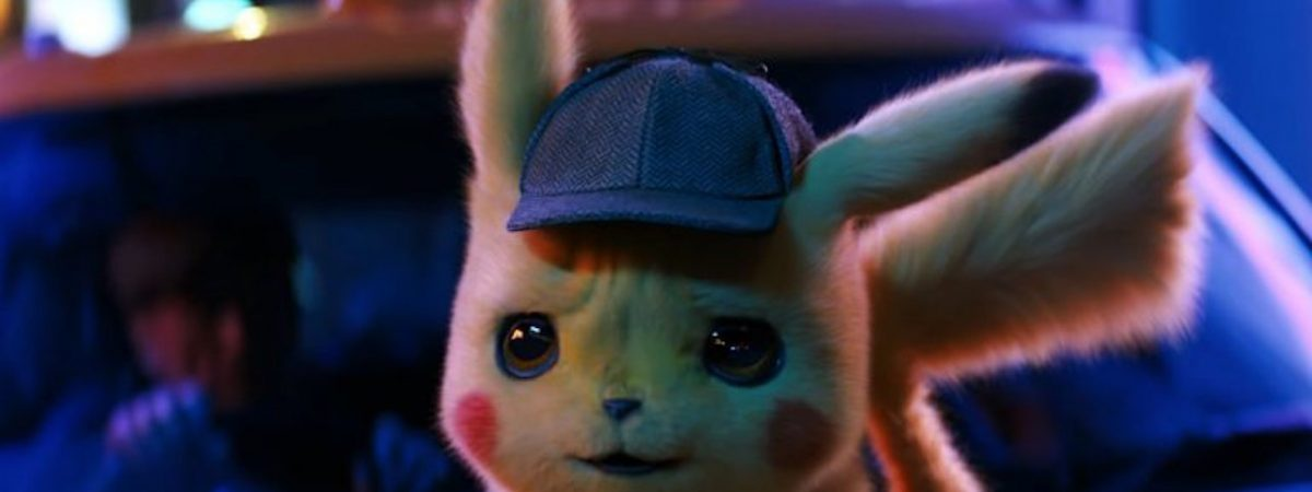 Detective Pikachu is in theaters